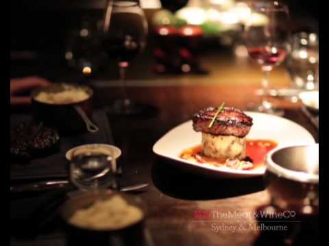 Best steak and wine in Melbourne