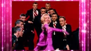 Marilyn Monroe - Diamonds Are A Girl's Best Friend 1953