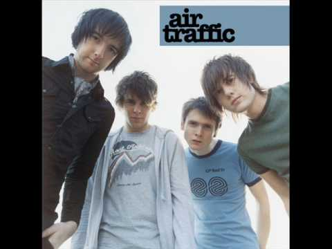 Air Traffic - Running Caught Me High