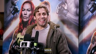 Urijah Faber Says Sage Northcutt 'Is Like Santa With Abs' – MMA Fighting