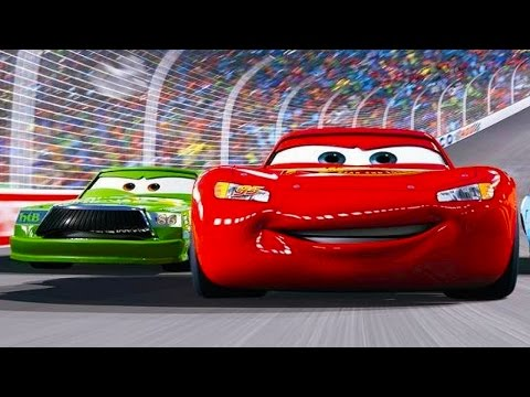 Мультики про Машинки ТАЧКИ Молния МАКВИН Первенство Яматауна. Cars Toon McQueen #Мультик игра 2016