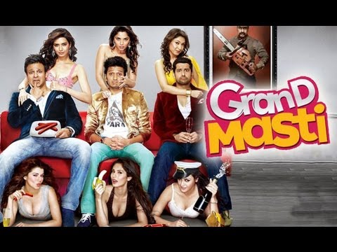 Grand Masti - Official Theatrical Trailer
