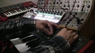 Behringer Deepmind 12 Live Set