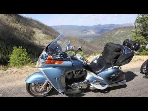 2010 Motorcycle Vacation