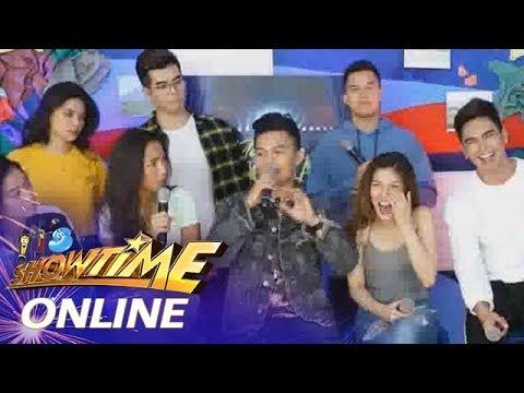 It's Showtime Online: TNT 3 Metro Manila contender Reggie Navarroza wants to help his father