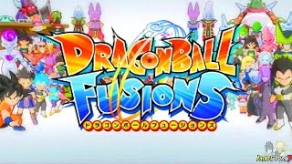 Dragon Ball Fusions Opening 3DS (1080p HD)