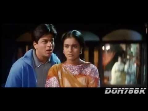 Ek Tere He Chehre Pe Pyar Aaya ~ SRK Kajol Mix ~ Ft. Kumar Sanu...