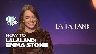 #HOWTO | Lograr el beso perfecto | Emma Stone | #LaLaLand