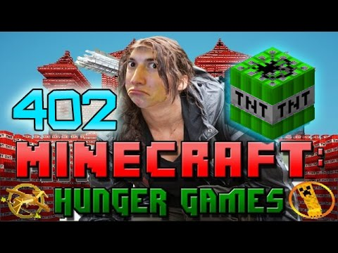 Minecraft: Hunger Games w Mitch Game 402 EXPLOSIVE GAME