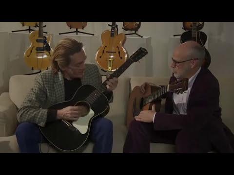 Richard Gere guitar collection part 2
