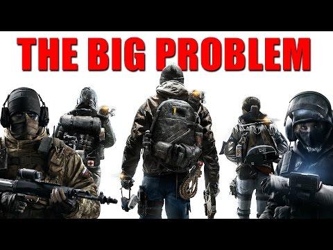 Ubisoft has a big problem
