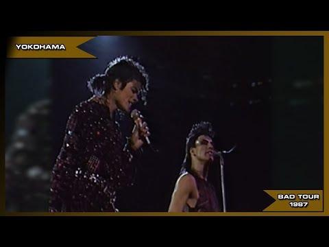 Michael Jackson - Working Day And Night - Live Yokohama 1987 - HD