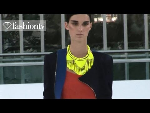Sass & Bide Runway Show – London Fashion Week Spring 2012 | FashionTV – FTV