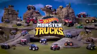 2018 Hot Wheels Monster Trucks Commercial