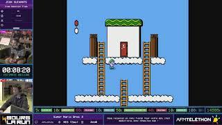 Super Mario Bros. 2 par Khushas (Any%) [BLR18]