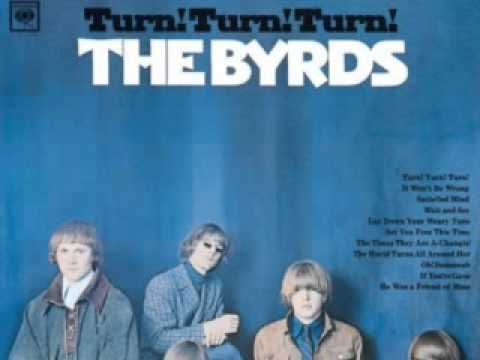 The Byrds - Turn! Turn! Turn! (Official Instrumental)