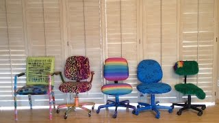 Easy DIY: How to Redecorate an Old Chair!