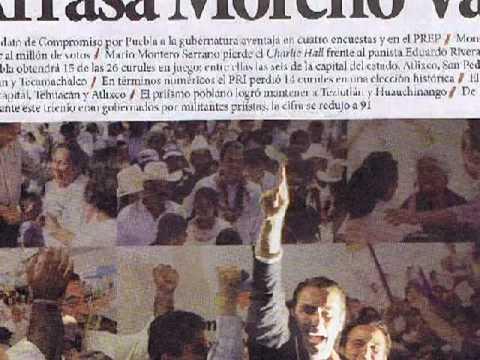 Acoso del gobernador de Puebla Rafael Moreno Valle contra e-consulta