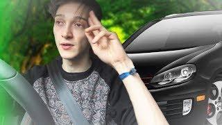 Ho SFIORATO un incidente con la nuova MACCHINA  | Vlog in Macchina
