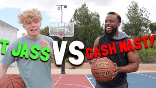 CASH Tries To Do Crazy Layups!