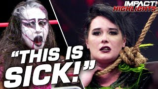 Knockouts No DQ Match Goes OFF THE RAILS! | IMPACT! Highlights Mar 3, 2020