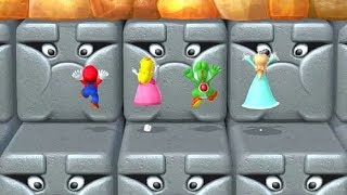 Mario Party 10 - All Survival Minigames
