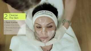 Dermaceutic Milk Peel Treatment - Long Video