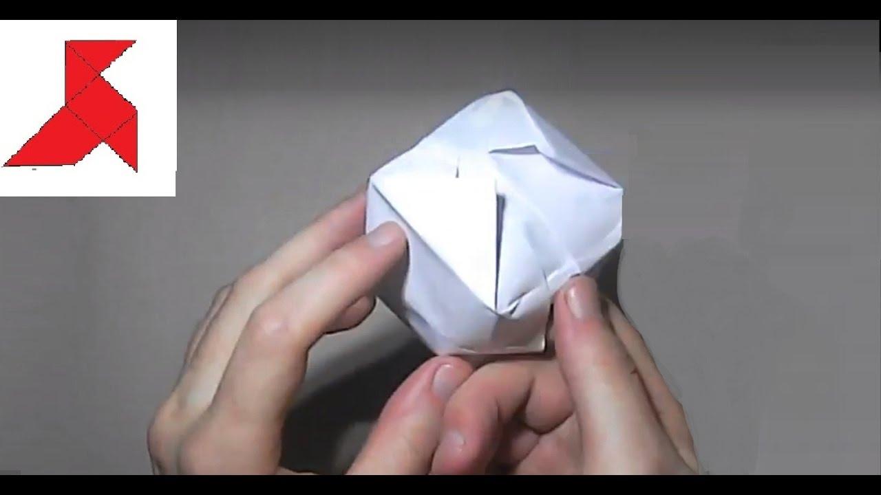 Как оригами в домашних условиях 811