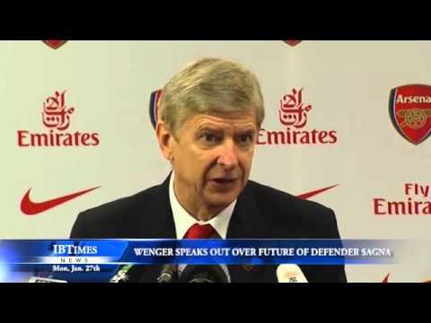 Wenger Speaks Out Over Future of Defender Sagna