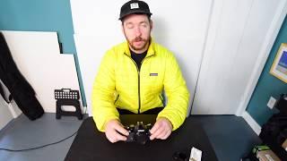 Using a Nikon FM2