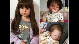 Morning Routine Of A Reborn Child, Toddler & Baby!