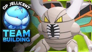 Mega Pinsir Pokemon Showdown OU Team Building W/OPJellicent (Smogon Sun and Moon OU Team)