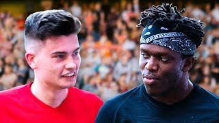 SIDEMEN FC VS YOUTUBE ALLSTARS