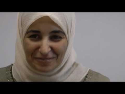 Ohood Enaia, Palestinian Woman, on Life in Palestine