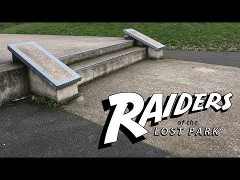 Raiders of the Lost Park 6 - Pennyland Skatepark, Milton Keynes