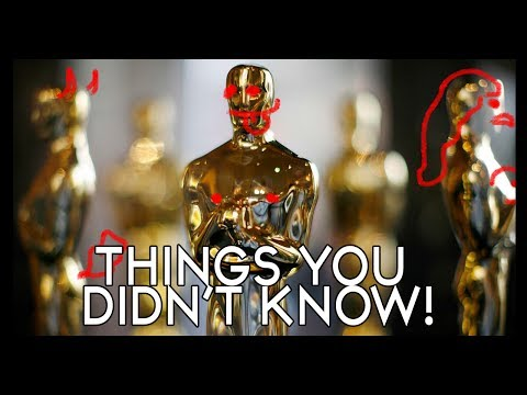 7 Crazy Oscar Facts!