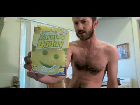 Gay Scrub Daddy Tutorial video