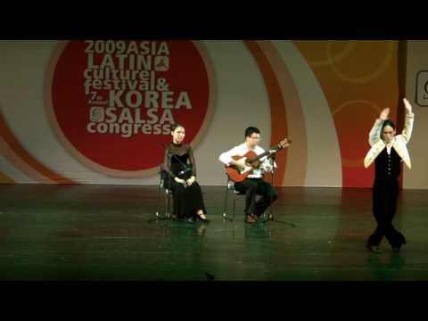 2009 Korea Salsa Congress 김태훈 플라멩고 아카데미 1