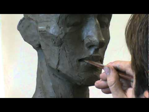 Rick Casali - Sculpting the Mouth