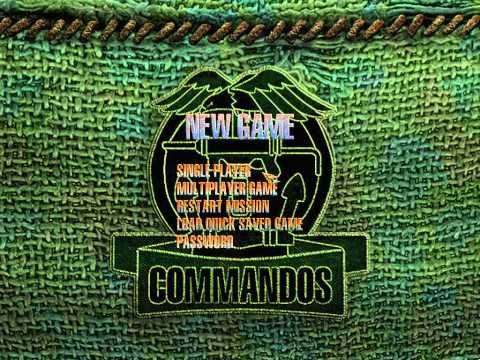 Let's Play - Commandos - Beyond the Call of Duty - 01 - Changes on the Battlefield