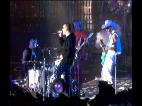 U2 - If You Wear That Velvet Dress Live