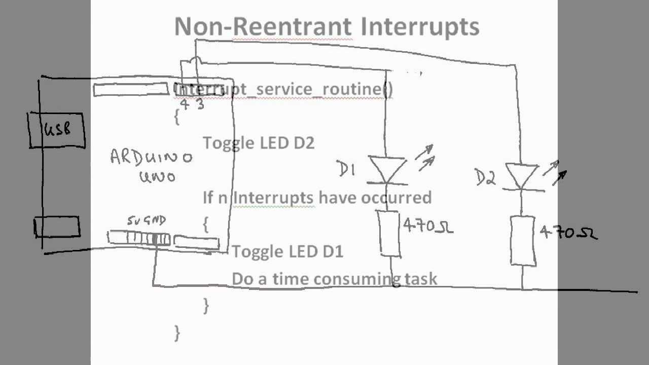Arduino timer interrupt example youtube