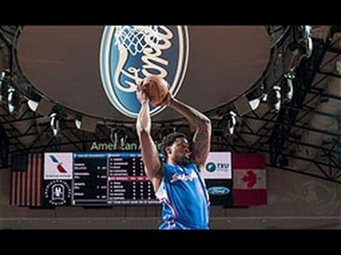 DeAndre Jordan Has Career-High 27 Rebounds