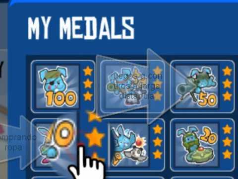 Como ganar las medallas en El Wild Ones 2011
