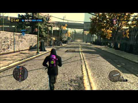Saints Row the Third -- Zombie Attack
