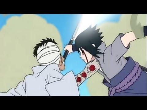 Sasuke Vs. Danzo - Breaking Benjamin The Diary Of Jane video