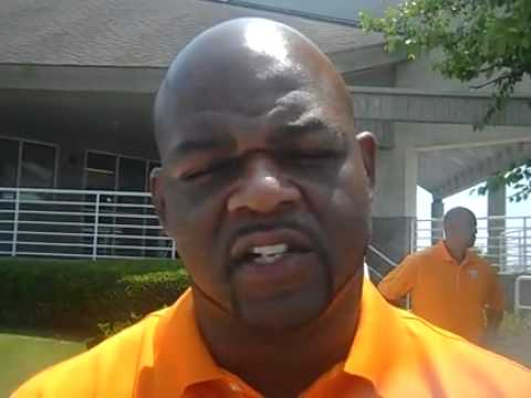 Al Wilson talks about Phil Fulmer and Tim Tebow