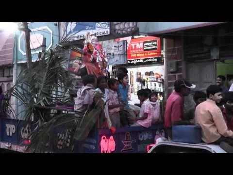 Chagalamarry Vinayaka Chavithi Procession
