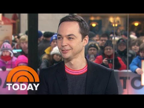 Jim Parsons: I Had A Hard Time Accepting My 'Hidden Figures' Role At First | TODAY