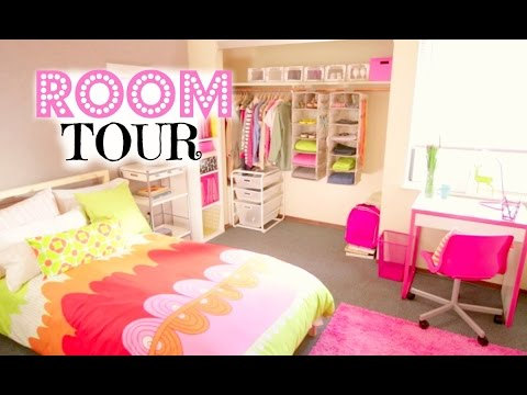 Back to School Room Organization + Room Tour!